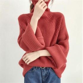 エルポリンタートルネックニット / おしゃれなシルエットのファッションコーデー提案!ハイクォリティー/韓国ファッション/オフィスルック