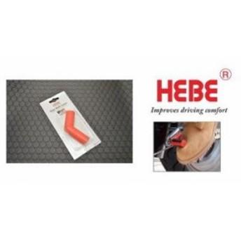 取寄 HEBE-M433-RD HEBE ギヤシフトプロテクターラバー レッド KN企画 レッド 1個 品番:11106692