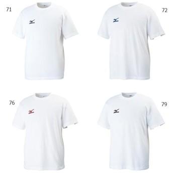 ミズノ メンズ レディース Tシャツ 半袖 トップス トレーニング スポーツウェア 32JA6157