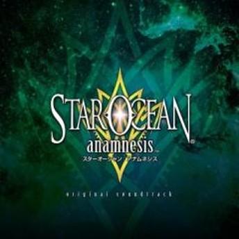 桜庭統 サクラバモトイ / STAR OCEAN: anamnesis Original Soundtrack【CD】