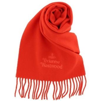Vivienne Westwood ヴィヴィアンウエストウッド マフラー レッド 81030007-10638 H401 RED