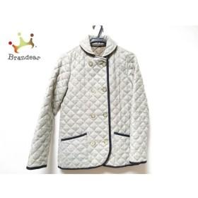 マッキントッシュ MACKINTOSH ブルゾン レディース ライトグレー 冬物/キルティング   スペシャル特価 20190205