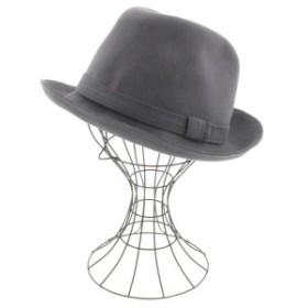 Jennifer Ouellette  / ジェニファーウォーレット レディース 帽子 色:グレー系 サイズ:S/M