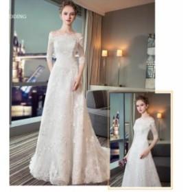 マーメイドドレス ロングドレス パーティードレス 大きいサイズ 披露宴 お呼ばれ 二次会 結婚式 演出会 プリンセス ボートネックドレス