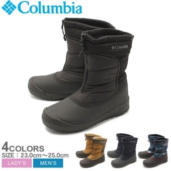 COLUMBIA コロンビア スノーブーツ チャケイピ オムニヒート YU3973 メンズ レディース シューズ 靴