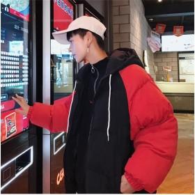 [55555SHOP] 2018秋 冬 新作 メンズ 上着 アウター コート ジャケット jacket ダウンジャケット コットンコート カップルウェア