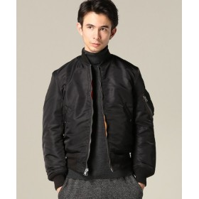 JOURNAL STANDARD WILLIAM GIBSON / ウィリアムギブソン : COLLECTION BLACK MA-1 D-T ブラック M
