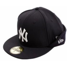 ニューエラ(NEW ERA)59FIFTY フリップダウン ウールツイル ニューヨーク・ヤンキースキャップ 11475043 (Men's)