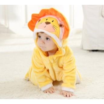 ライオン着ぐるみ オレンジ 子ども着ぐるみ クリスマス コスプレ 子供 クリスマス コスプレ ベビー クリスマス 衣装 キッズ
