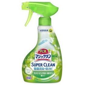 バスマジックリン スーパークリーン グリーンハーブの香り 本体 380mL