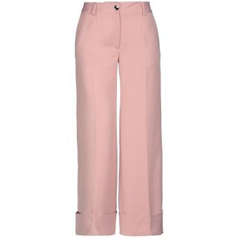 《セール開催中》PHILIPP PLEIN レディース パンツ ピンク S ポリエステル 100%