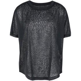 《セール開催中》ADIDAS レディース T シャツ ブラック L ポリエステル 100% TEE AI