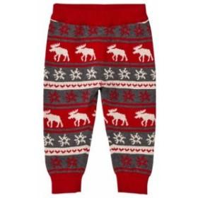 ハットレイ レギンス スパッツ キッズ 女の子【Hatley Red Moose Baby Sweater Leggings】