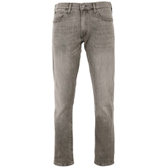 《9/20まで! 限定セール開催中》POLO RALPH LAUREN メンズ ジーンズ グレー 30W-34L コットン 85% / ポリエステル 13% / ポリウレタン 2% Sullivan Slim Stretch Jean