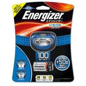 エナジャイザー/ENERGIZER HDL100BL LEDヘッドライト (明るさ:100ルーメン 単4形電池3本使用)