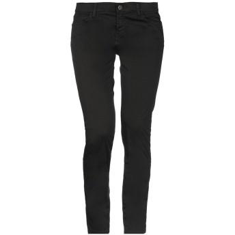 《セール開催中》KAOS JEANS レディース パンツ ブラック 25 コットン 98% / ポリウレタン 2%
