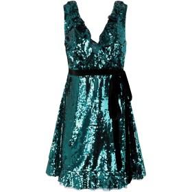 《セール開催中》FREE PEOPLE レディース ミニワンピース&ドレス エメラルドグリーン 2 ポリエチレン 100% SEQUIN SIREN MINI DRESS