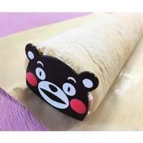 長さ50cmロールケーキ!奥くま巻き【プレーン】