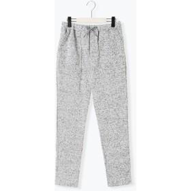 パンツ・ズボン全般 - Melan Cleuge ニットフリースベイカーパンツ