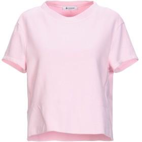 《期間限定セール開催中!》DONDUP レディース スウェットシャツ ピンク S コットン 100%