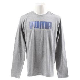 プーマ(PUMA) ロングスリーブTシャツ 590378 03 GRY (Men's)
