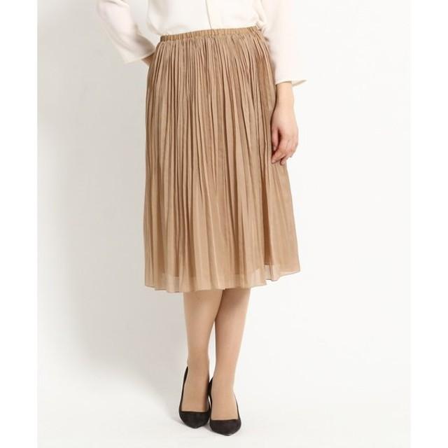 DRESSTERIOR / ドレステリア 【洗える】プリーツスカート