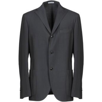 《期間限定セール開催中!》BOGLIOLI メンズ テーラードジャケット 鉛色 54 バージンウール 100%
