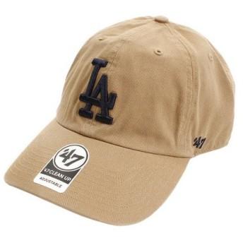 フォーティーセブン ブランド(47 Brand) Dodgers CLEAN UP キャップ B-RGW12GWSNL-KHA (Men's)