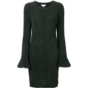 Michael Michael Kors メタリック ドレス - ブラック