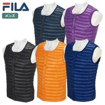 フィラ FILA メンズ ライトダウンインナーベスト 785205 サイズ・カラー在庫限り