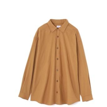 ローズバッド ROSE BUD オーバーサイズシャツ ベージュ 【税込10,800円以上購入で送料無料】