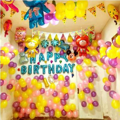 【1.5g珠光氣球-10寸-100個-包-2包】乳膠氣球派對生日結婚裝飾(可混搭-送氣筒)-7201015