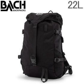 【5%還元】【あすつく】バッハ BACH バックパック 22L リュックサック デイパック Roc ロック 122001 ブラック Backpack Black リュック ナイロン バック A4