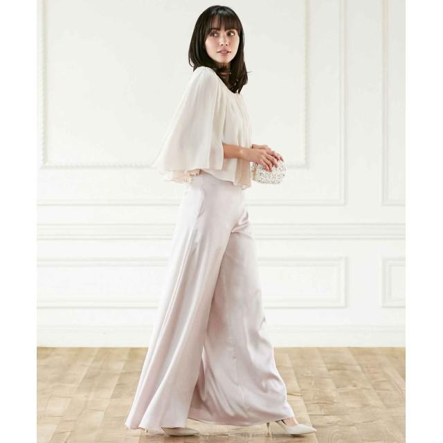 981285fadd964 フォーマルドレス - C.R.E.A.M  伊藤ニーナ パンツドレス パーティードレス 結婚式 ワンピース ドレス