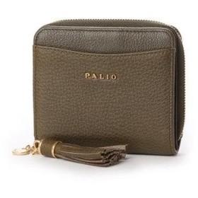 パリオ PALIO 【MORITA & Co.】二つ折り財布 (グリーン)