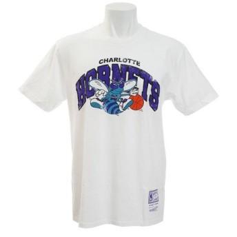 ミッチェルアンドネス(Mitchell&Ness) ネームナンバー Traditional Tシャツ BA2B0C-CHO-W08-XS (Men's)