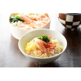 三大蟹わっぱ飯&海の幸丼の具