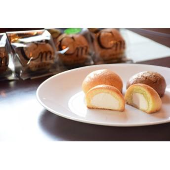 チーズまんじゅうで有名な、あのSEIKADOがお届けするオリジナル4種のチーズまんじゅうセット!