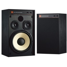 JBL - 4312G/ブラック(ペア・3ウェイ・スタジオモニタースピーカー)【メーカー取寄商品・納期を確認後、ご連絡いたします】