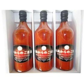 完熟トマト100%ジュース「大地からのご褒美」