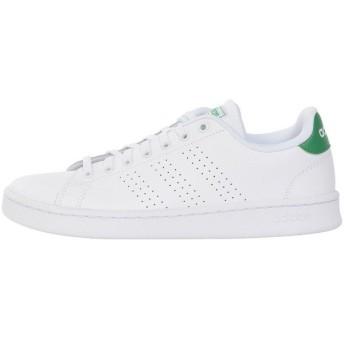 (セール)(送料無料)adidas(アディダス)シューズ カジュアル ADVANCOURT LEA U DBH42 F36424 メンズ フットウェアホワイト/フットウェアホワイト/グ...