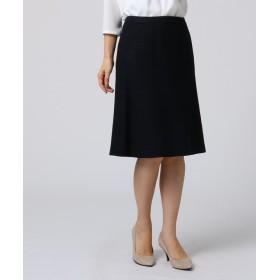 UNTITLED(アンタイトル) ソフィアツイードマーメイドシルエットスカート