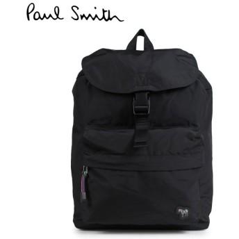 ポールスミス バックパック リュック メンズ レディース Paul Smith BACKPACK ブラック M2A 5652 AZEBRA