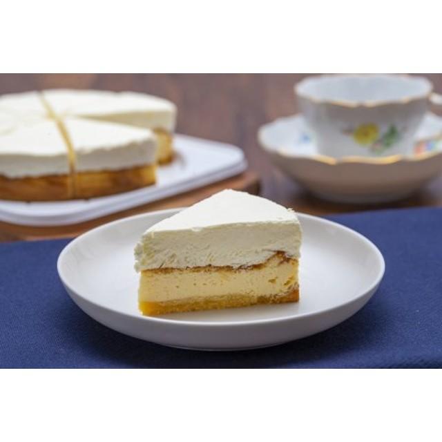 【低糖質】手作りダブルチーズケーキ