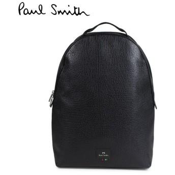ポールスミス バックパック リュック メンズ レディース Paul Smith BACKPACK ブラック M2A 5656 AFULL