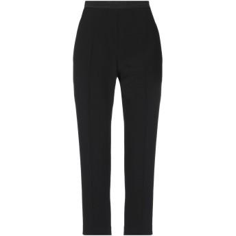 《セール開催中》BRUNELLO CUCINELLI レディース パンツ ブラック 42 アセテート 52% / シルク 48% / 真鍮/ブラス