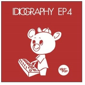 Idiot Pop Idiography EP4 CD