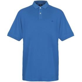 《期間限定セール開催中!》ARMATA DI MARE メンズ ポロシャツ ブルー 46 コットン 100%