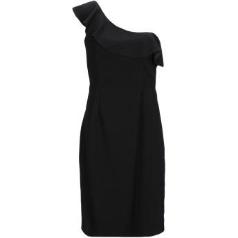 《セール開催中》BY MALINA レディース ミニワンピース&ドレス ブラック M ポリエステル 100%