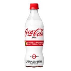 【全国送料無料】コカ・コーラプラス 470mlPET
